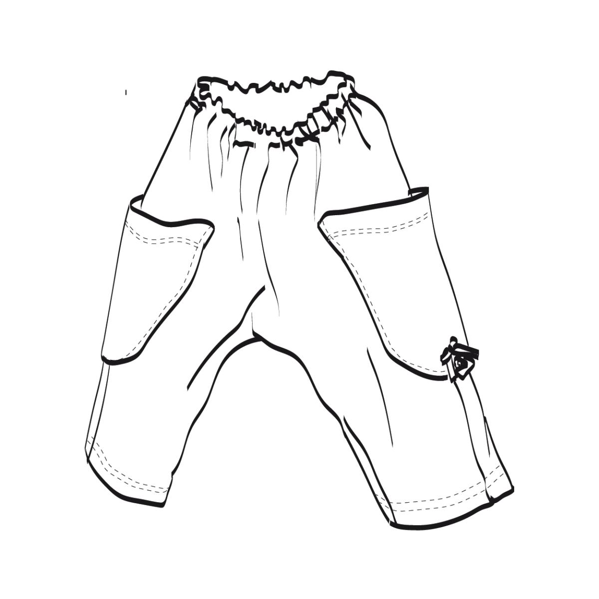 Hosen und Leggings